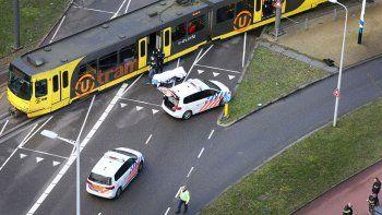 tres muertos y varios heridos en un atentado terrorista en holanda