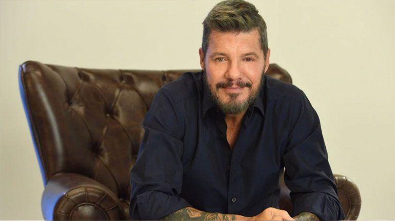 Marcelo Tinelli coquetea con una candidatura