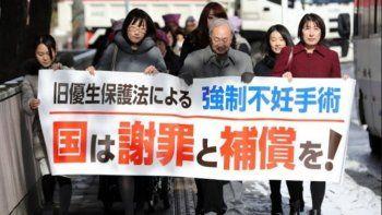 japon indemnizara a miles de personas que esterilizo a la fuerza