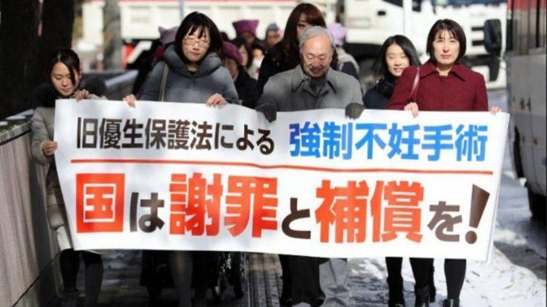 Japón indemnizará a miles de personas que esterilizó a la fuerza