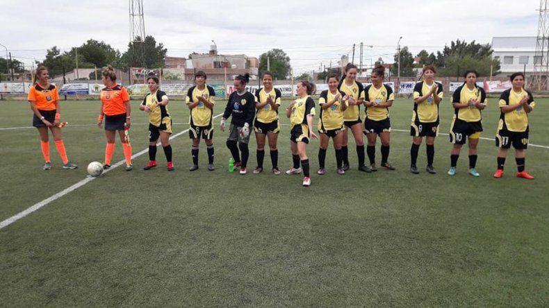El fútbol femenino pide pista en el Alto Valle