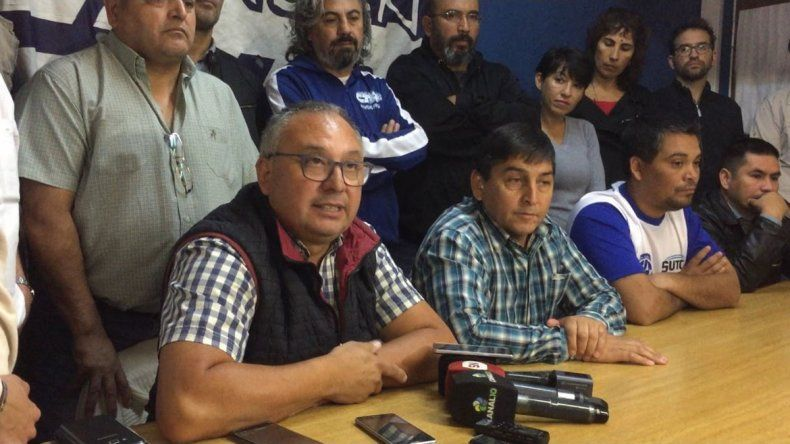 La CTA convoca a un paro por la condena al gremialista Santiago Baudino