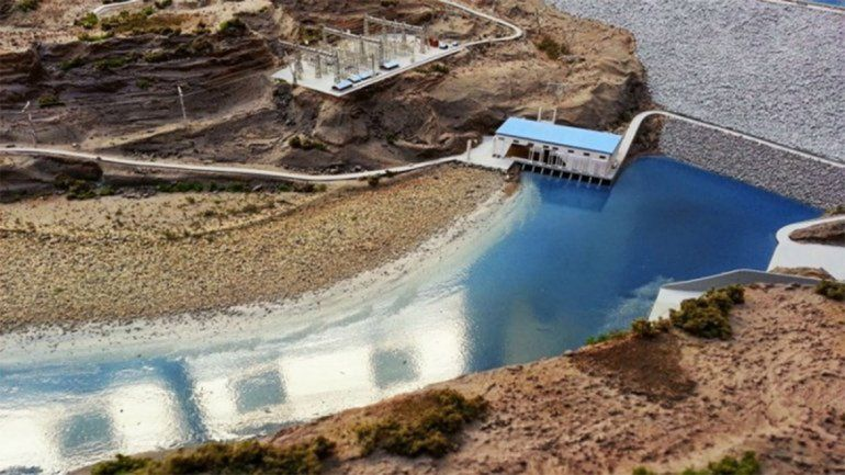 Otro guiño alemán para la represa Chihuido I
