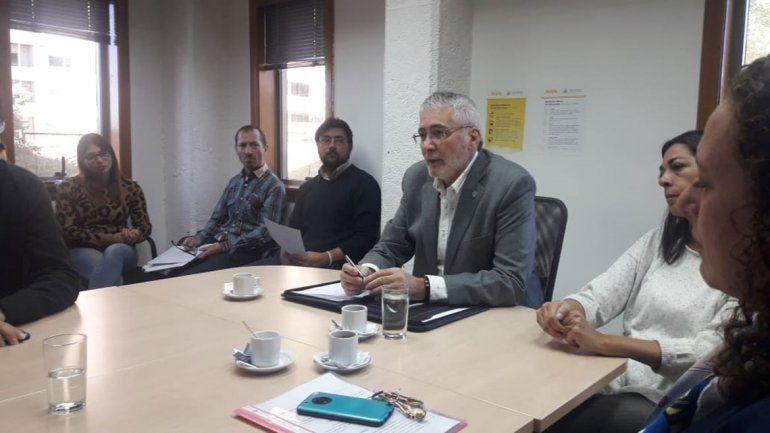 Instan a retomar el diálogo por la Avenida de los Ríos