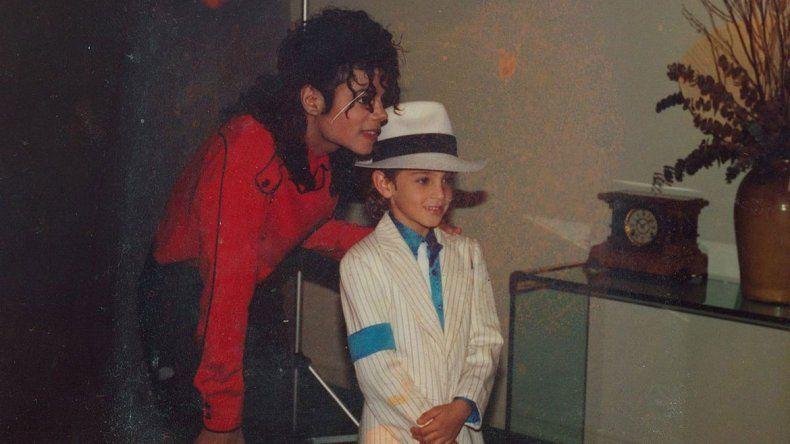 Un video retro de Michael Jackson confirma los abusos