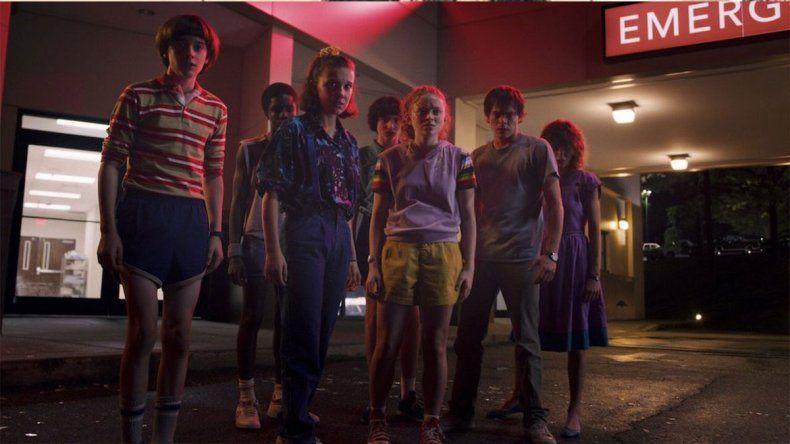Mirá el primer tráiler de Stranger Things 3: Ya no somos niños