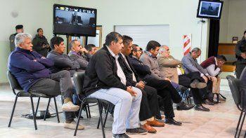 condenan a perpetua a ocho penitenciarios por tortura y muerte de un preso en la ex u9