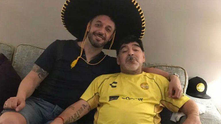 Los diez del Diez: Morla asegura que Diego tiene otro hijo en La Plata