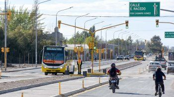 metrobus: nacion le freno la inauguracion a pechi