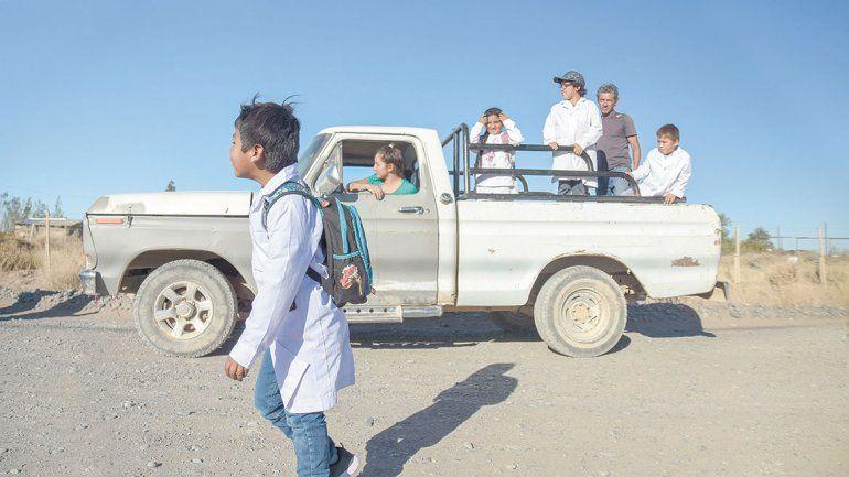 Colonia Nueva Esperanza renace con la Escuela 366