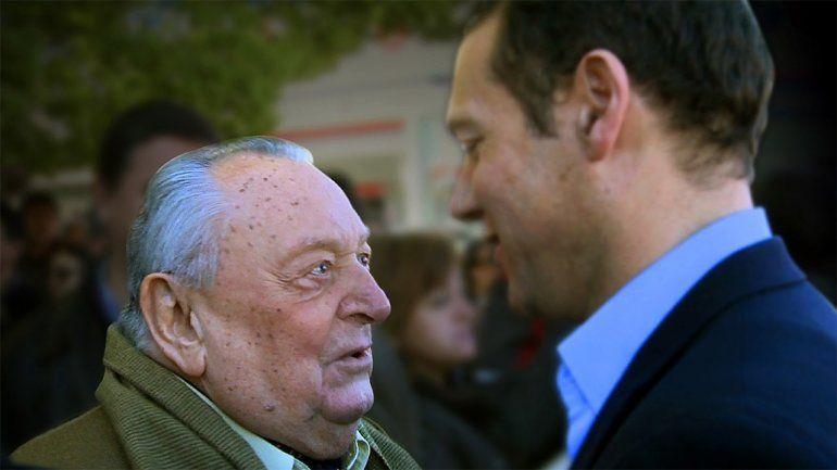 Homenaje a Pedro Salvatori, a dos años de su muerte