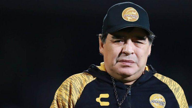 Maradona durísimo con la Selección: Este equipo no merece la camiseta
