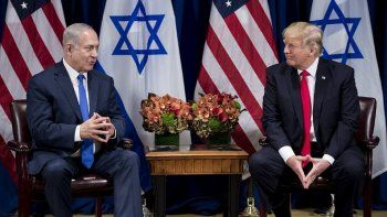 altos del golan: trump reconocera la soberania israeli
