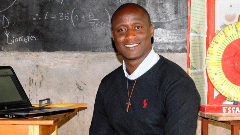 Un keniata es el mejor maestro de todo el mundo