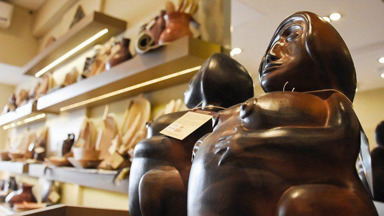 La empresa estatal de artesanías gastó 2 millones de pesos