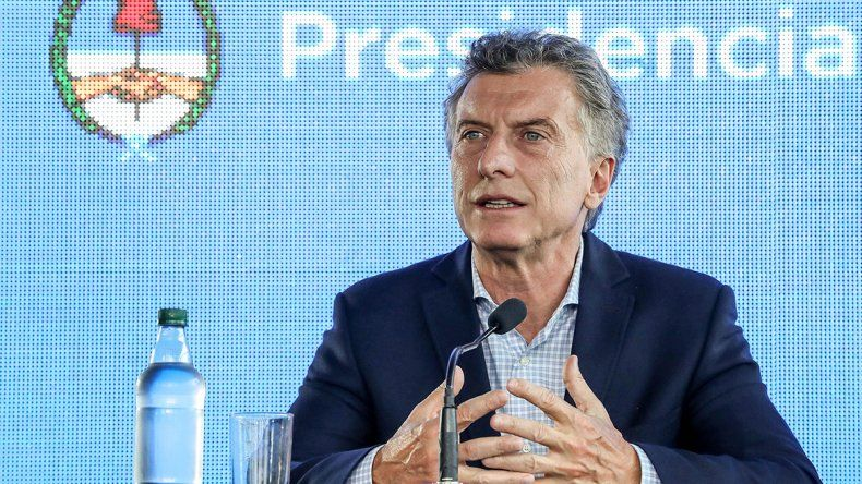 Macri: Los mercados tienen visión de corto plazo y hoy dudaron de la Argentina