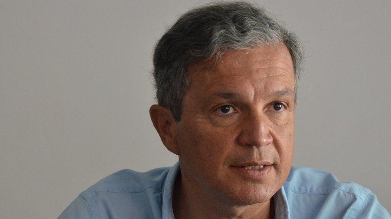 El intendente Guillermo Monzani fue operado tras una infección en el bazo