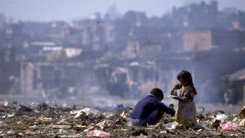 La pobreza sigue en alza y alcanza al 34% de los argentinos