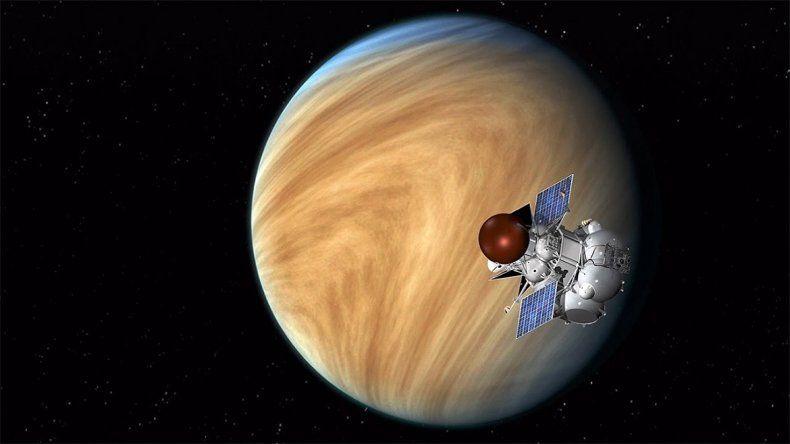 EE.UU. y Rusia se unieron para buscar vida en Venus