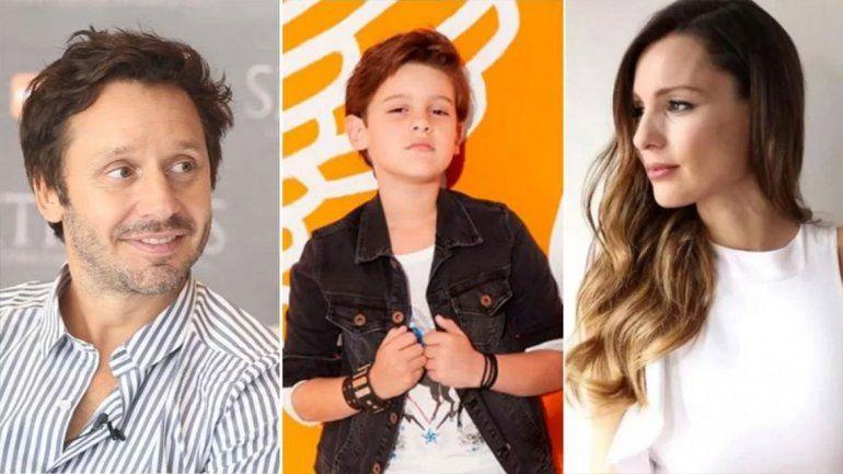 Denunciaron al hijo de Pampita y Vicuña por trabajar de youtuber siendo menor de edad