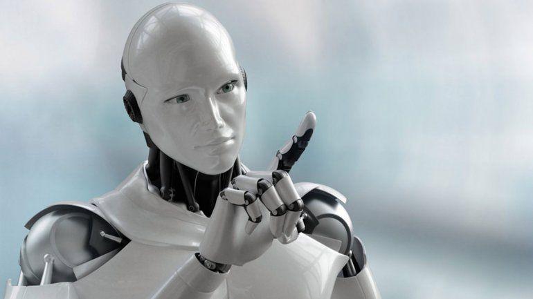 Un brazo robótico guiado por la mente