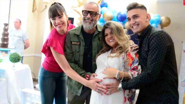 Nació Francesco Benicio, el hijo de More Rial