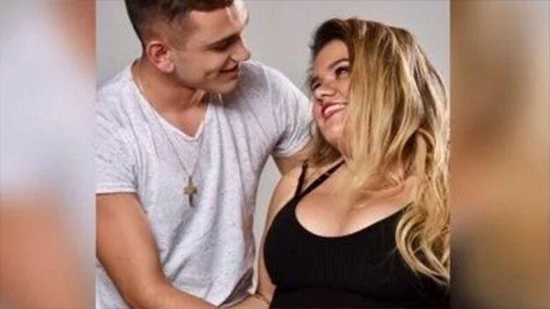 Mirá las primeras imágenes del bebé de More Rial a horas de su nacimiento