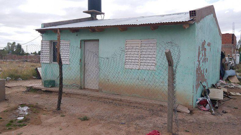 Cutral Co: le desvalijaron la casa mientras daba a luz a su bebé y piden donaciones