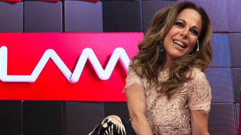 Iliana Calabró dio la sorpresa y es una nueva angelita
