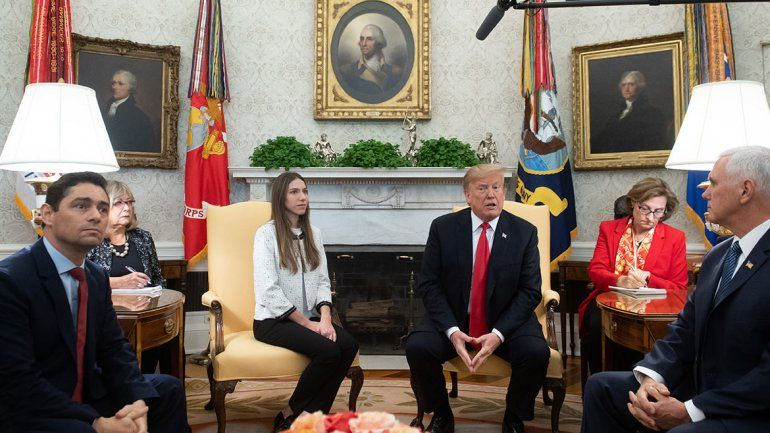 Trump: Rusia tiene que salir  ya de Venezuela