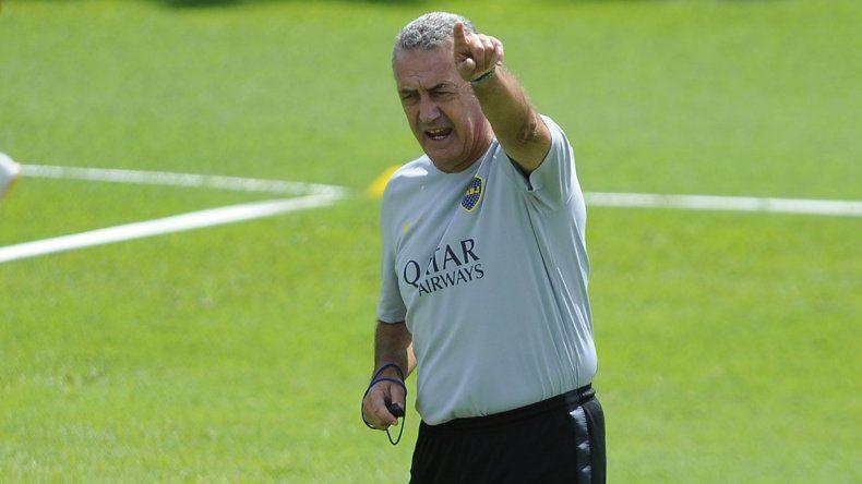 Alfaro: Nosotros vamos a llegar  sin competencia