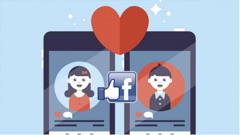 Otra red para el tiroteo: el Tinder de Facebook llegó a la Argentina