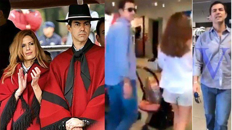 Escándalo: escracharon a Juan Manuel Urtubey e Isabel Macedo por un crimen en Salta
