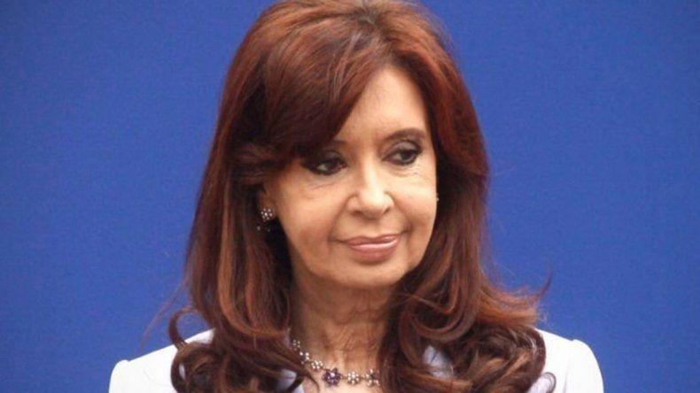 ¿Qué dijo Cristina esta mañana antes del inicio del juicio oral?