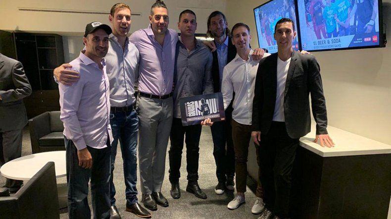 Tributo eterno de los Spurs para el gran Manu Ginóbili