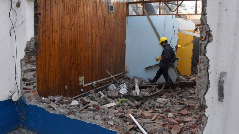 Plottier: museo  y edificio nuevo  para la comisaría