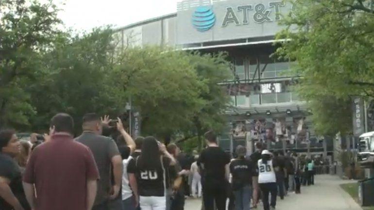 Una noche inolvidable para una persona inolvidable, el video de los Spurs a Manu