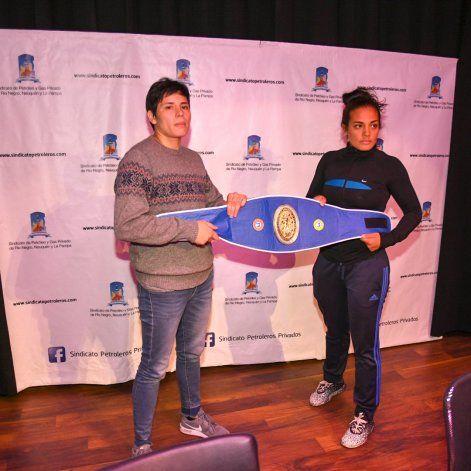 Tina Vidal y Chapita Orozco pelean por el título en Neuquén