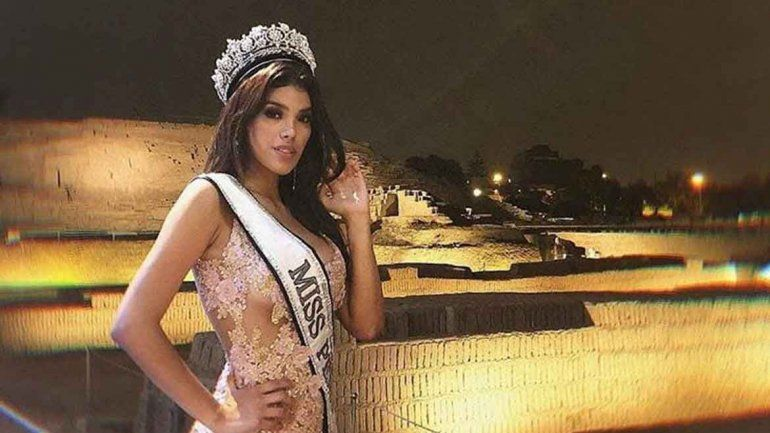 Escándalo: Miss Perú se quedó sin corona porque la agarraron borracha