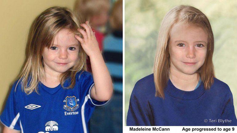 ¿Madeleine McCann está viva y en Sudamérica?