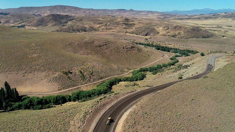 Buscan financiar las obras para la Ruta del Pehuén