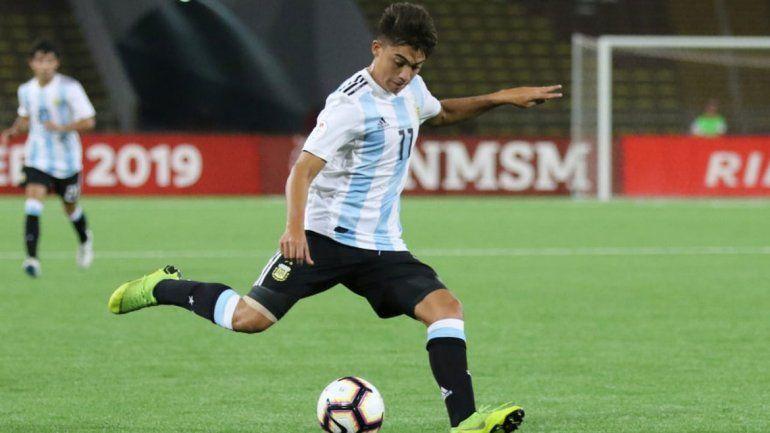 La hazaña de los pibes de la Sub-17 para clasificar y eliminar a Brasil