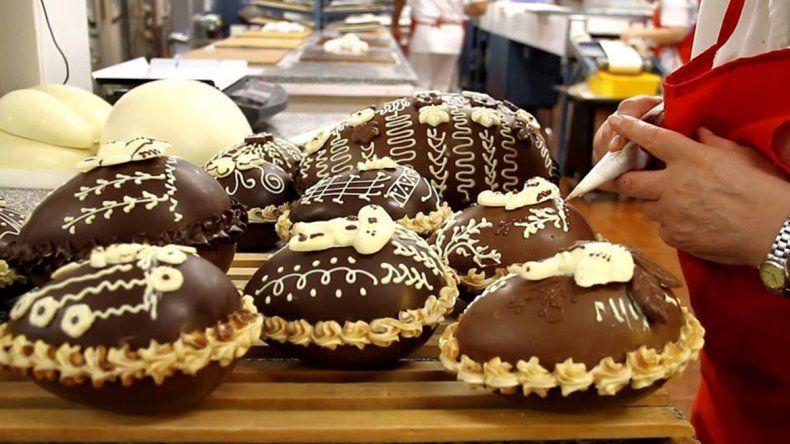 Los chocolateros de San Martín se frotan las manos