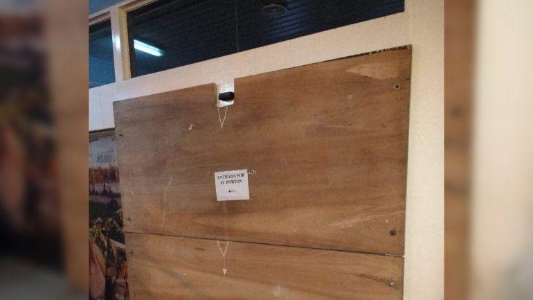 La Muni le impidió a Sitramune hacer una asamblea en el edificio