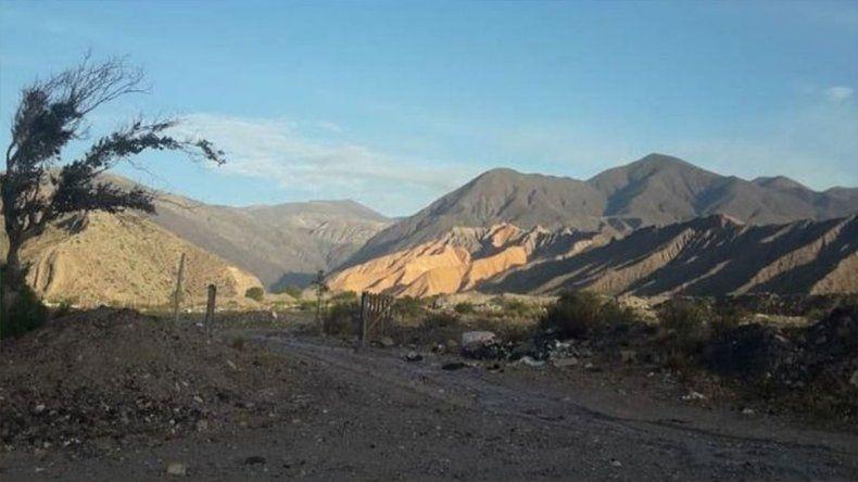 Turista española fue abusaba en un pueblo cercano a Tilcara