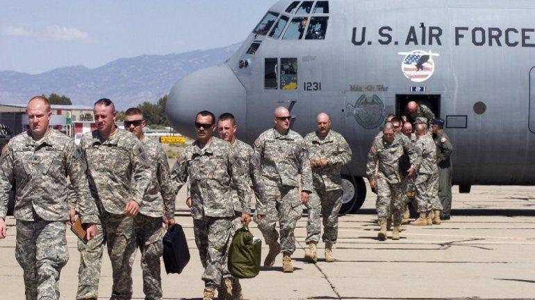 Estados Unidos va a mandar 750 agentes más a la frontera