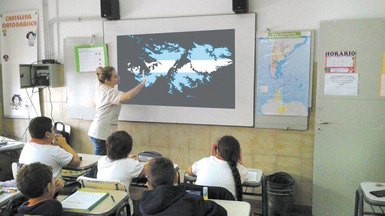 La mirada sobre Malvinas que enseñan las escuelas