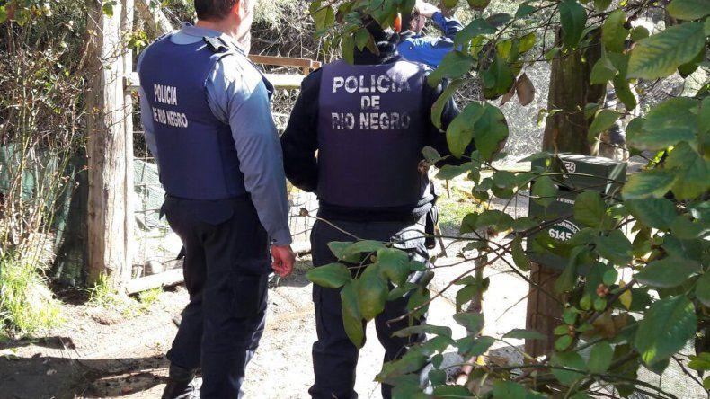 Los asaltaron y terminaron imputados por tener una plantación de marihuana