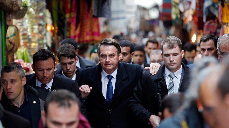 Bolsonaro hará una gira por Medio Oriente