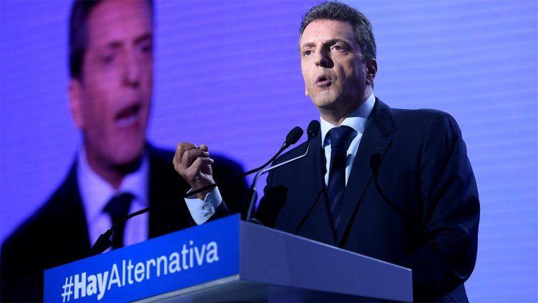 Sergio Massa sobre el anuncio de Cristina Kirchner: Tengo respeto por Alberto